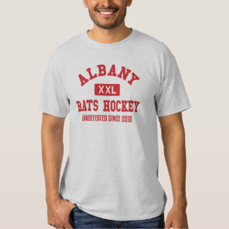Albany Hockey Undefeated T-Shirt