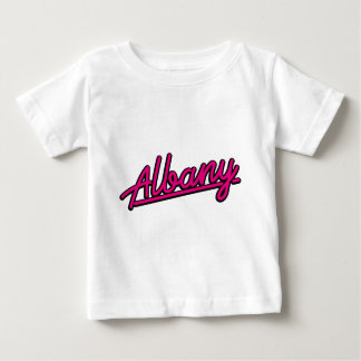 Albany in magenta baby T-Shirt