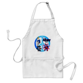 Albany Kids of the 70's Adult Apron