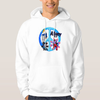 Albany Kids of the 70's hoodie