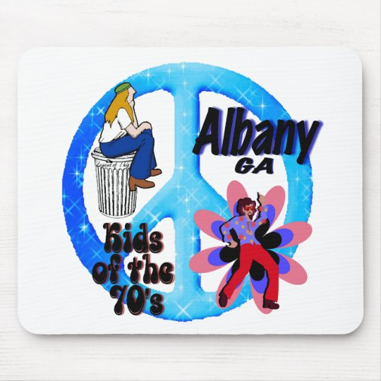 Albany Kids of the 70's Mouse Pad