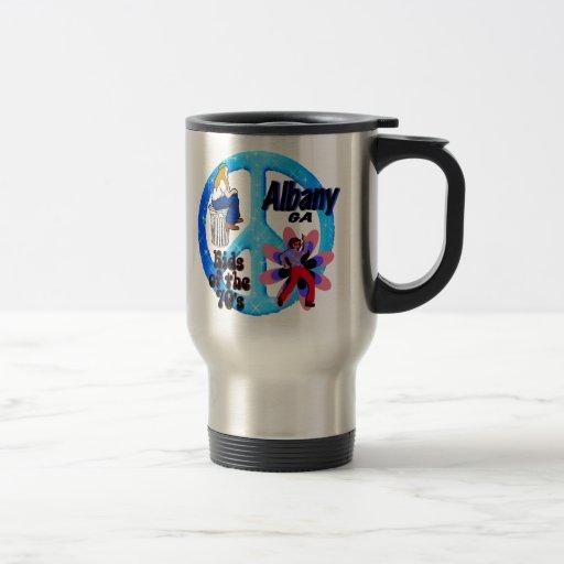 Albany Kids of the 70's travel mug