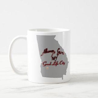 Albany - MY Good Life City Coffee Mug