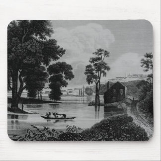 Albany New York Mouse Pad