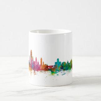 Albany New York Skyline Coffee Mug