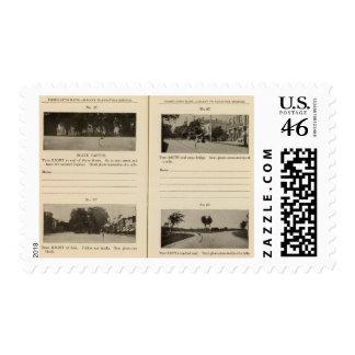 Albany, NY Postage Stamp