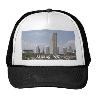 Albany NY skyline Hat