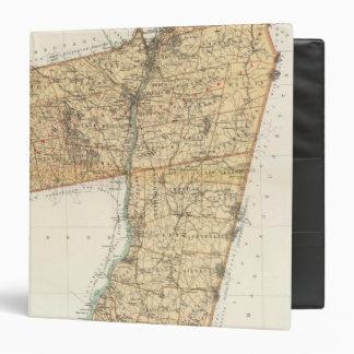 Albany, Rensselaer, Columbia counties Vinyl Binders