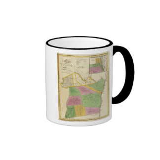 Albany Schenectady counties Mugs