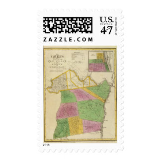 Albany, Schenectady counties Postage
