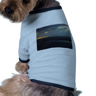 Albany Wind-Farm Against The Sunset Western Austr Dog Tee Shirt