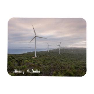 Albany Windfarm, Western Australia Magnet