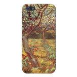 Albaricoqueros en flor de Vincent van Gogh iPhone 5 Carcasas