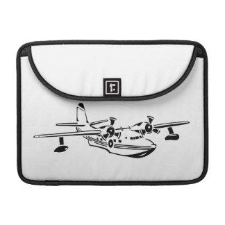 Albatros 1 y 2 de Grumman Fundas Para Macbooks