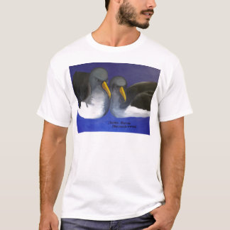 Albatros de Chatham (eremita de Thalassarche) Playera