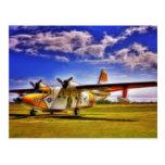 Albatros de HU-16E Tarjetas Postales