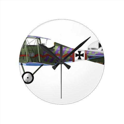 Albatros DII Reloj