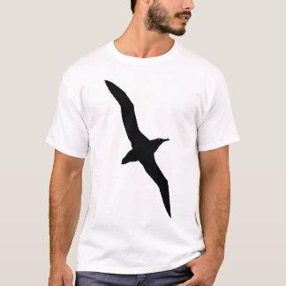 Albatross Bird T-Shirt Black