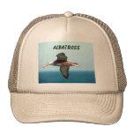 Albatross Flying Trucker Hat