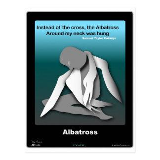 Albatross of Addiction Postcard