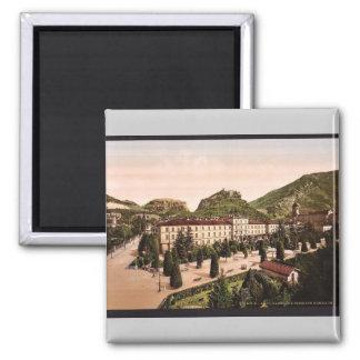 Albergo, general view, Arco, Garda, Lake of, Italy Magnet