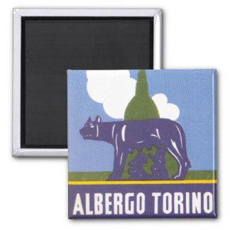 Albergo Torino Imanes Para Frigoríficos