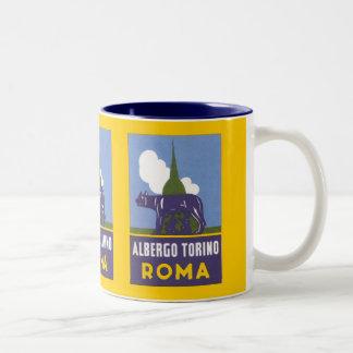 Albergo Torino Mug
