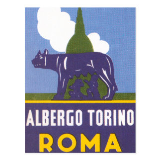 Albergo Torino Postal