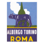 Albergo Torino Postcards