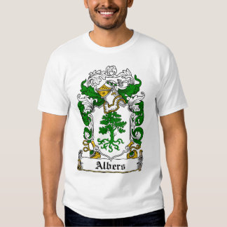 Albers Family Crest Tee Shirt