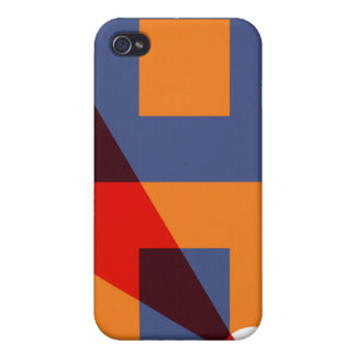 Albers & Lissitzky iPhone 4/4S Case