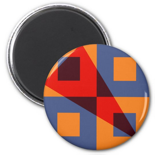 Albers & Lissitzky Magnet