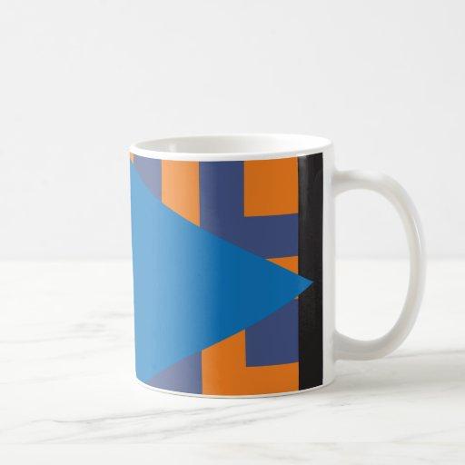 Albers & Malevich Coffee Mug