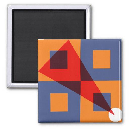 Albers y Lissitzky Imán Cuadrado