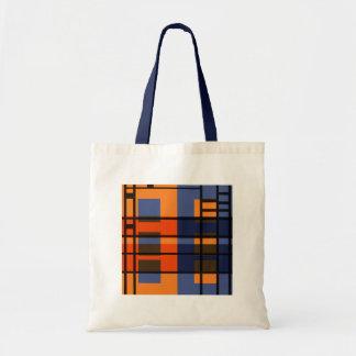 Albers y Mondrian Bolsas De Mano