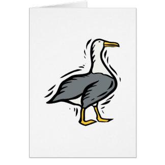 Albert Albatross Greeting Cards