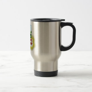 Albert Alien Tee Mug
