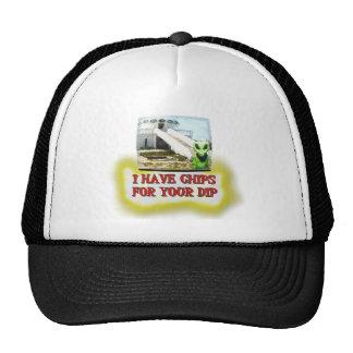 Albert Alien Tee Trucker Hat