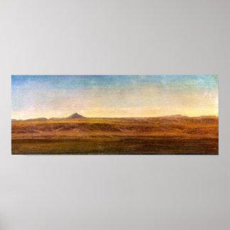 Albert Bierstadt-At the Level Poster