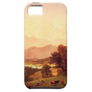 Albert Bierstadt Bernese Alps 1859 iPhone 5 Case