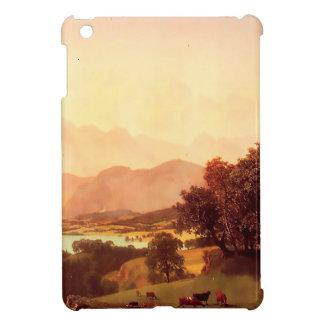 Albert Bierstadt Bernese Alps 1859 iPad Mini Cases