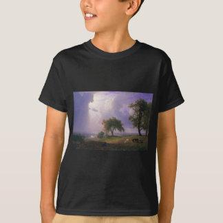 Albert Bierstadt California Spring Cattle T-Shirt