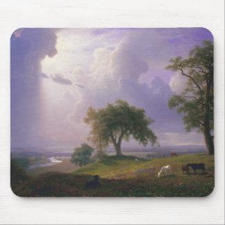 Albert Bierstadt - California Spring Mouse Pad
