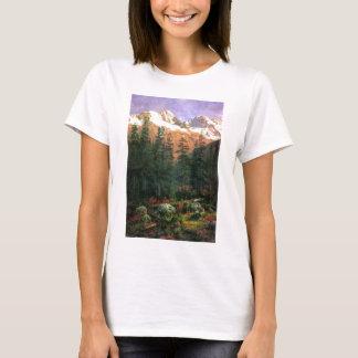 Albert Bierstadt Canadian Rockies T-Shirt