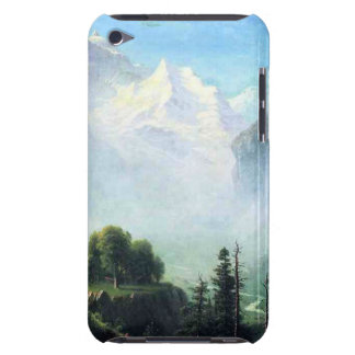 Albert Bierstadt staubbach falls near... Barely There iPod Covers