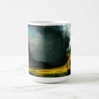 Albert Bierstadt Storm in The Mountains Mug