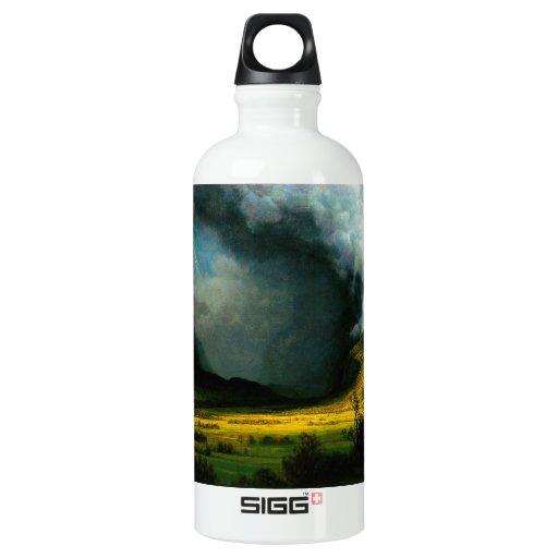Albert Bierstadt Storm in The Mountains SIGG Traveler 0.6L Water Bottle