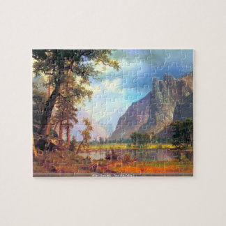 Albert Bierstadt - Yosemite Valley 2 puzzle