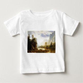 Albert Bierstadt Yosemite Valley Baby T-Shirt