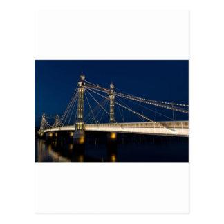 Albert Bridge London Post Cards